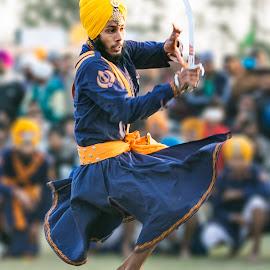 Gatka - a traditional and war training sports  by Prabhjit S Kalsi - Sports & Fitness Other Sports ( sikh, fitness, sports, religious, war, gatka )