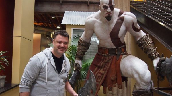 God Of War: Ascension director Todd Papy joins Crytek