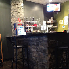 Interior front counter/bar