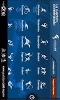 Screenshot of Contador Panamericanos GDL2011