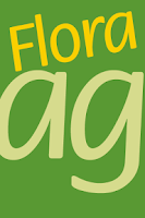 Screenshot of Flora FlipFont
