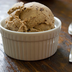 Espresso Hazelnut Cheesecake Ice Cream