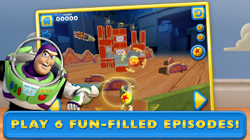 Screenshot of Toy Story: Smash It!