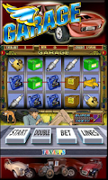 Screenshot of Garage Slots