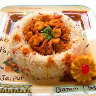 Hot And Spicy Prawn Curry