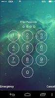 Screenshot of Best Lock Screen Theme