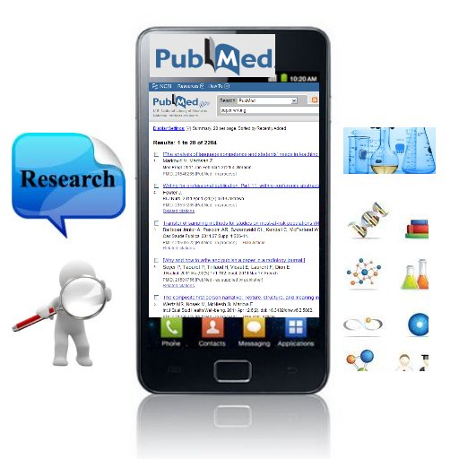 Pubmed Search + LOGO-APP點子