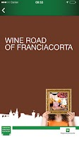 Screenshot of Wine Road of Franciacorta