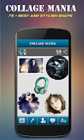 Screenshot of Collage Mania