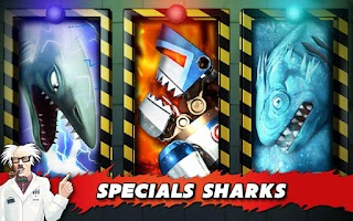 Screenshot of Hungry Shark Evolution