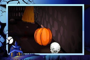 Screenshot of New Halloween Escape
