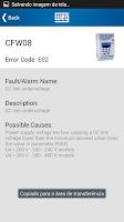 Screenshot of WEG Tutorial Code