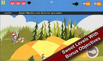 Screenshot of Lame Castle HD Free