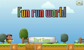 Screenshot of Fun Run World