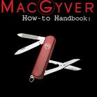MacGyver How-To Handbook icon