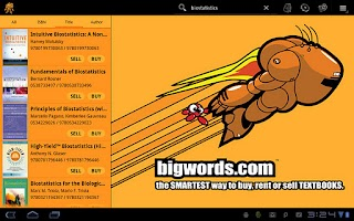 Screenshot of BIGWORDS.com