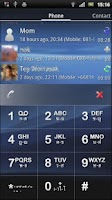 Screenshot of Cool Dialer Lite