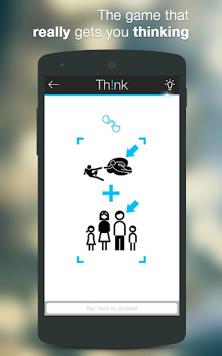 Think - screenshot