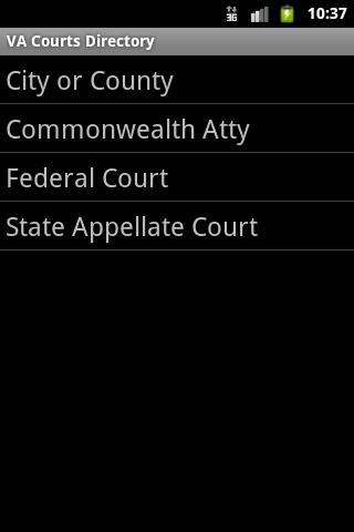 Virginia Courts Dir