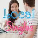 Simple locale icon