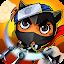 APK Game Nyanko Ninja for BB, BlackBerry