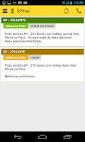 Screenshot of Rodovias Brasil