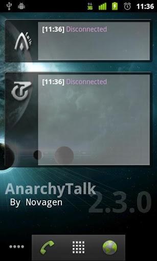 AnarchyTalk Widgets