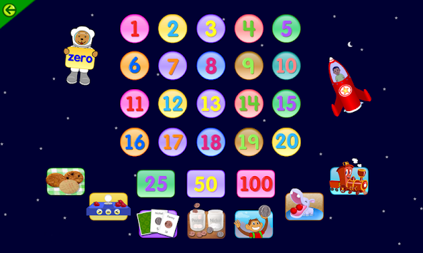 Starfall FREE APK screenshot thumbnail 8