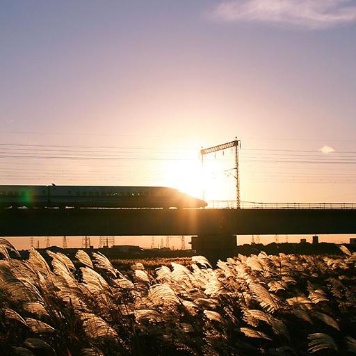 Train Puzzle:Sanyo Shinkansen