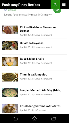 Top 100 android apps for pinoy food androidmeta forumfinder Choice Image