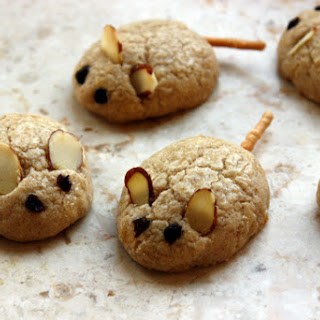 Dita's Spiced Mice Butter Cookies