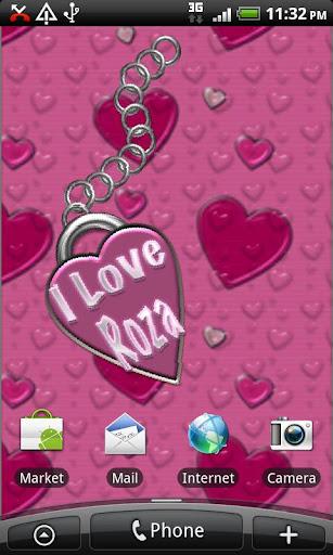 I Love Roza