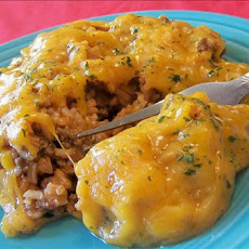 It's Too Easy Cheeseburger Casserole