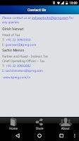 Screenshot of KPMG Tax
