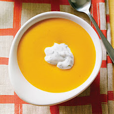Curried Carrot Coconut Soup