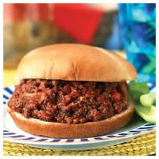 Sloppy Joes on Buns