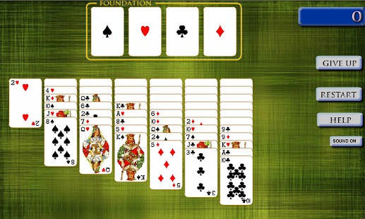 Solitaire Ace Collection - screenshot