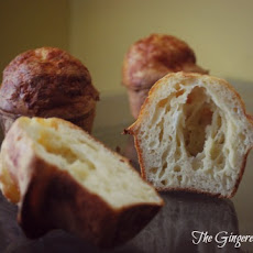 Sourdough Popovers, with Cheese (King Arthur Flour)
