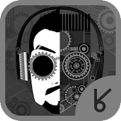 App cyborg man_ATOM theme APK for Windows Phone