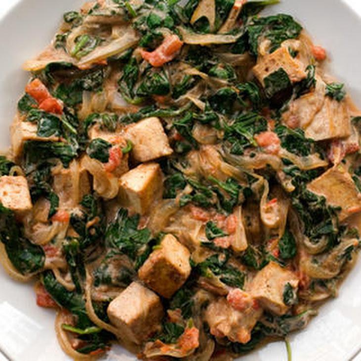 Saag Tofu Recipe | Yummly
