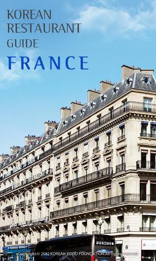 KOREANRESTAURANTGUIDE–FRANCE