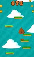 Screenshot of Happy Poo Jump