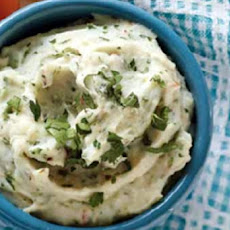 Potato Garlic Dip