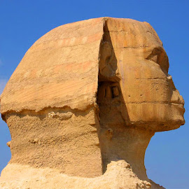 Sphinx by Richard Lawes - Novices Only Landscapes