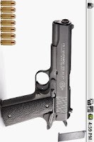 Screenshot of Colt  M1911 Pistol