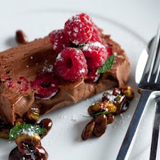 Chocolate And Raspberry Mousse