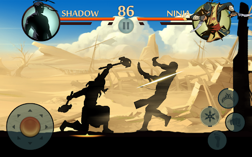 Shadow Fight 2: miniatura da captura de tela