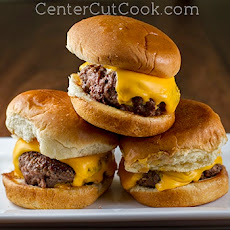 Juicy Mini Burgers with Special Sauce