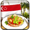싱가포르 여행 메뉴 가이드 icon