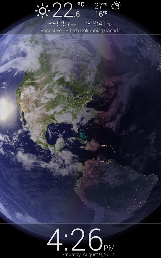 Earth. Visualized. Screenshot 14